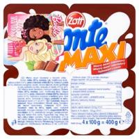 Zott Monte Maxi dezert chlaz. 100g
