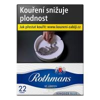 Rothmans Modrý 22ks tvrdé bal.
