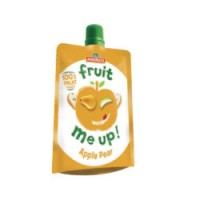 Fruit me Up Jablko - hruška 100% 90g