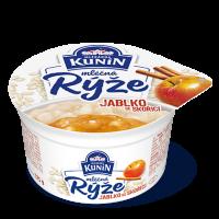 Kunin Mléčná rýže Jablko se skořicí  175g