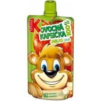 Kubík 100 % ovocná kapsička jablko-banán 100g