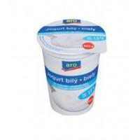 ARO Jogurt bílý krémový 3,5% chlaz. 125g