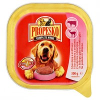 Propesko Kompletní krmivo pro dospělé psy s hov...