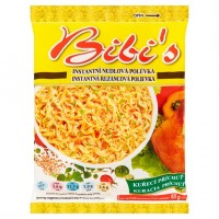 Bibi's Instantní nudlová polévka kuřecí pří...