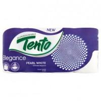 Tento Pearl white toaletní papír 8 rolí