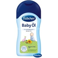 Bübchen Baby olej 200 ml