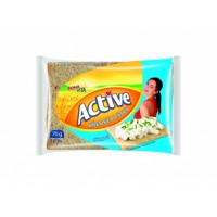 Bona Vita Active Křehké plátky sýrové 70g
