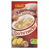 Vitana Do hrnečku Instantní polévka s játrový...
