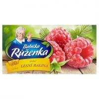 Babička Růženka Ovocný čaj s příchutí lesn...