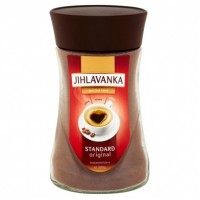 Jihlavanka Standard instantní káva 200g