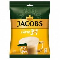 Jacobs Cafe Latte 3in1 125g (10 ks)