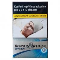 Benson & Hedges Option cigarety s filtrem 20 k...