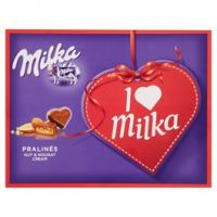 Milka I love Milka dezert 110g