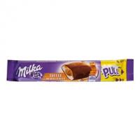 Milka Tyčinka Toffee celý ořech 43g
