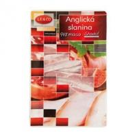 Le&Co Anglická slanina plátky chlaz. 100g