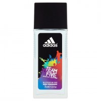 Adidas Team Five Special Edition deodorant natural...