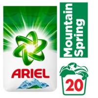 Ariel Mountain Spring prací prášek (20 praní) ...