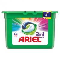 Ariel Color prací tablety 14ks