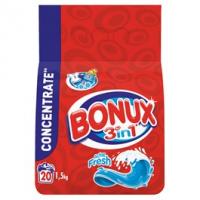 Bonux Active/Ice fresh prací prášek (20 praní)...