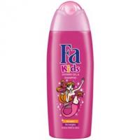 Fa Kids mořská panna sprchový gel 250ml