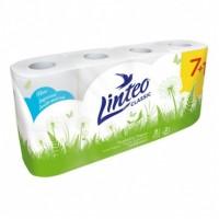 Linteo classic toaletní papír 2 vrstvý 8ks