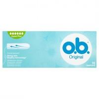 O.B. Original Super Plus tampony 16 ks