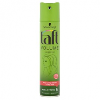 Taft Volume Mega Strong lak na vlasy 250ml