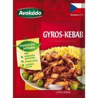 Avokádo Gyros-kebab koření 22g