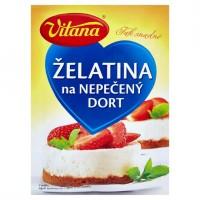 Vitana Želatina na nepečený dort v prášku 50g