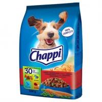 Chappi S hovězím a drůbežím masem a zeleninou...