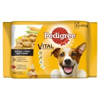 Pedigree kompletní krmivo pro dospělé psy ve š...