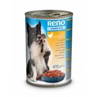 Reno Kompletní krmivo pro dospělé psy kousky s ...
