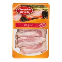 Chutnám skvěle Anglická slanina plátky chlaz. ...