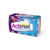Danone Actimel jogurtové mléko lesní ovoce chla...