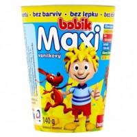 Bobík Maxi vanilka 140g