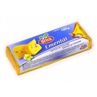 Brick Tavený sýr Ementál 100g