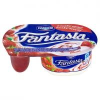 Danone Fantasia Jahoda 122g