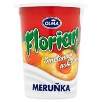 Olma Florian Smetanové pokušení jogurt meruňka...