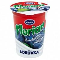 Olma Florian Smetanové pokušení jogurt borůvka...