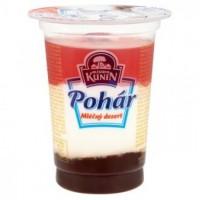 Mlékárna Kunín Pohár mléčný dezert čoko 15...