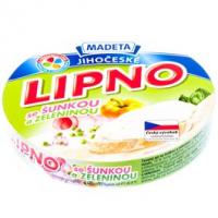 Madeta Jihočeské Lipno sýr šunka-zelenina chla...