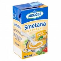 Meggle Smetana na vaření 10% 250ml