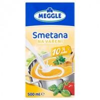 Meggle Smetana na vaření 10% chlaz. 500ml