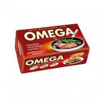 Omega 100% rostlinný tuk 250g