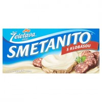 Želetava Smetanito s česnekem 150g