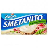 Želetava Smetanito Tavený sýr se zeleninou a š...