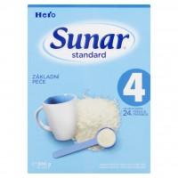 Sunar Standard 4 sušená mléčná výživa pro m...