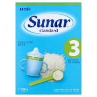 Sunar Standard 3 sušená mléčná kojenecká vý...