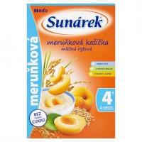 Sunárek Meruňková kašička mléčná rýžová...