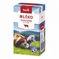 Tatra Trvanlivé plnotučné mléko 3,5% 1l